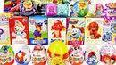 20 Киндер Сюрпризов, Unboxing Kinder Surprise ТАЧКИ 3, Щенячий патруль, ФИКСИКИ, Дисней, ПОНИ