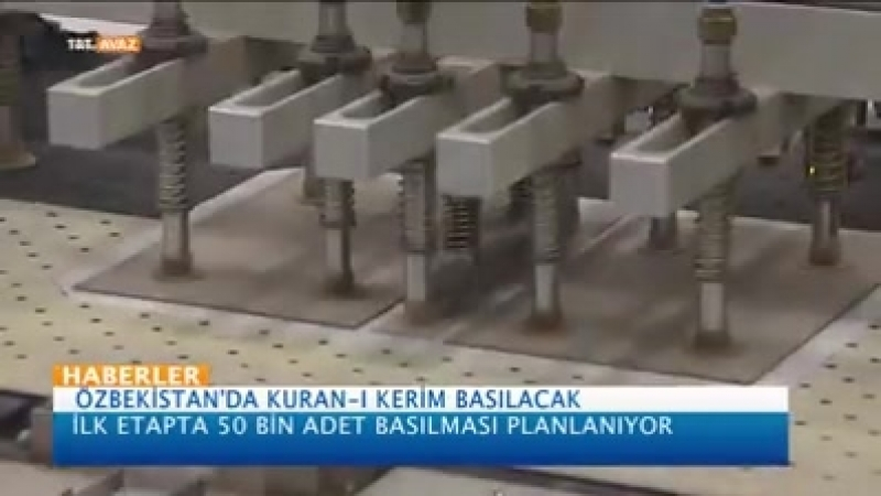 Turkiya telvideniyalaridan birida