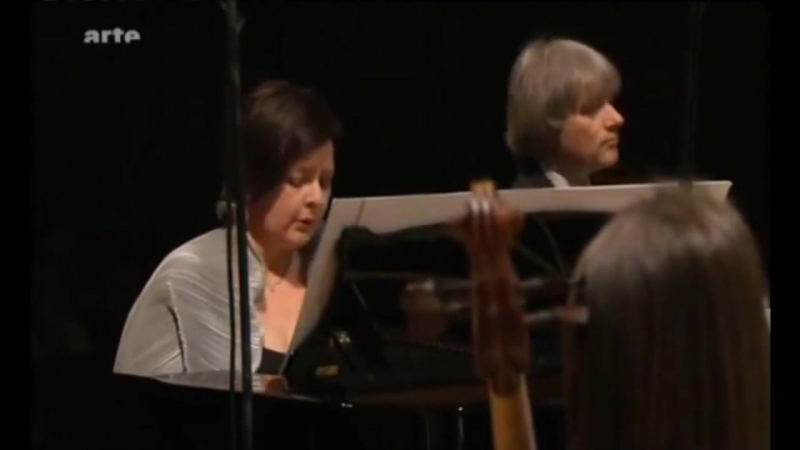1061 J. S. Bach - Concerto for 2 Pianos in C Major BWV 1061 - Edit Klukon, Dezso Ránki - Philarmonia Vegh - András Keller