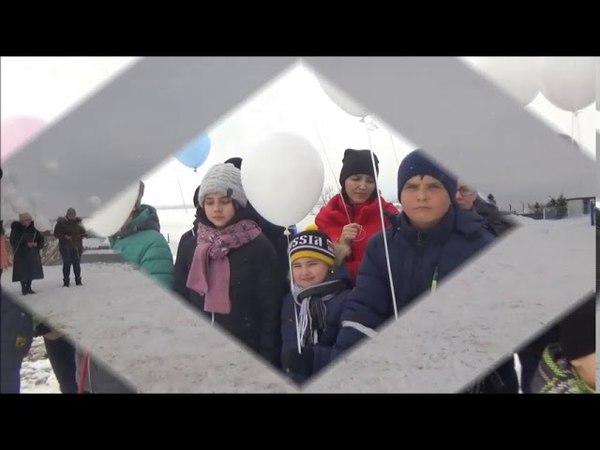 Ученики школы №1 сделали сюжет о траурной акции в Старом Заинске