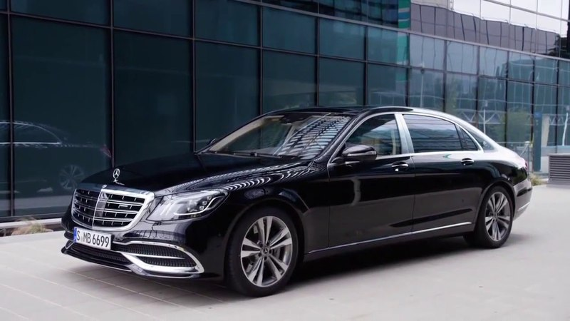 2018 Mercedes Maybach S650 INTERIOR and DRIVE