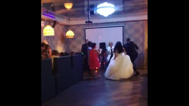 Свадьба 2017 кафе От Питера до Москвы