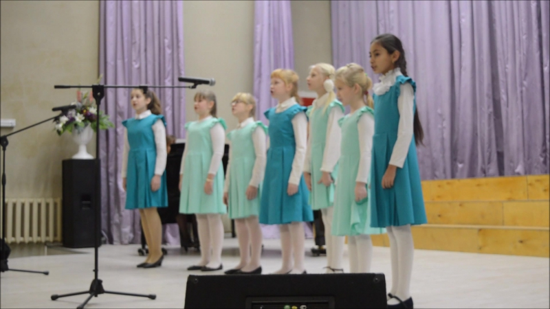 Вокальный ансамбль «Зорянка»