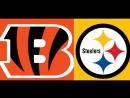 NFL 2017-2018 / Week 07 / 22.10.2017 / Cincinnati Bengals @ Pittsburgh Steelers