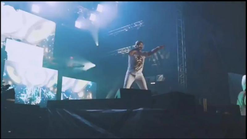 Will Smith DJ Jazzy Jeff Get Lit (Filmed in Porec, Croatia 26th Blackpool, UK 27th Aug 2017)