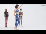 SLs Nina Dobrev Shows Off Her Flexibility _ SELF