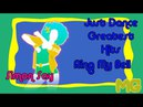 Just Dance Greatest Hits - Ring My Bell - Simon Say - 4 Estrelas
