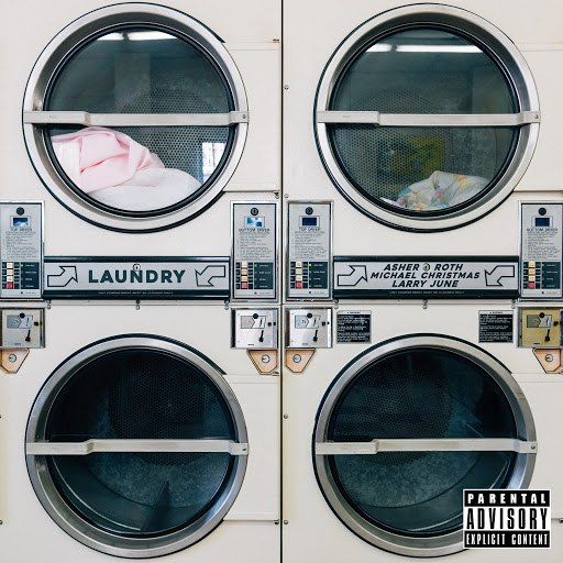Asher Roth альбом Laundry (feat. Michael Christmas & Larry June)