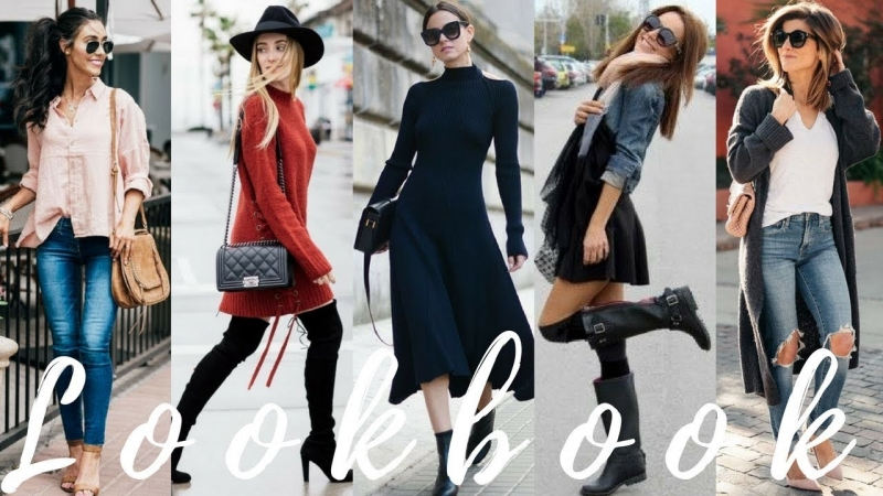 Winter Into Spring 2018 Transitional Outfit Ideas.