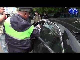 Вектор Движения №142 ДПС вздрючили ОВД Северное Тушино