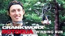 Crankworx Rotorua 2018: MTB Slopestyle winning run with Brett Rheeder.