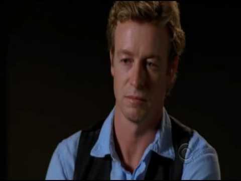 The Mentalist 1x07 Patrick cries