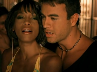 Whitney Houston - Could I Have This Kiss Forever