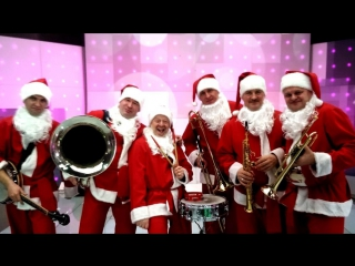 #1-Jungle Bells Suite-Merry Christmas and a Happy New Year -Valeriy Bukreev Santa Claus Jazz Band 2018 -