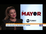 Lea Michele heads to ABC with The Mayor