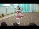 Наша Дарья участвовала в конкурсе Песенная карусель.Заняла 3 место!Мое солнышко,люблю тебя очень