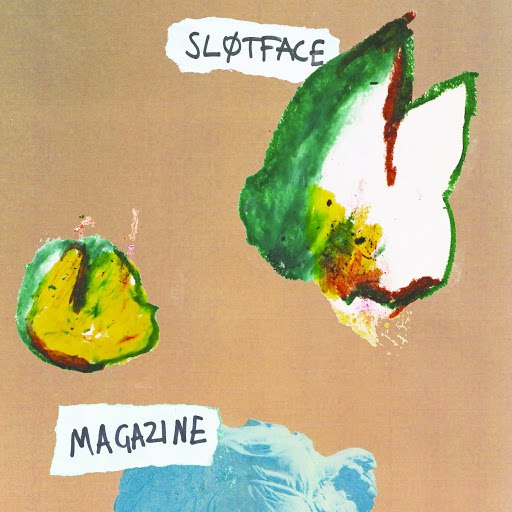 Sløtface альбом Magazine