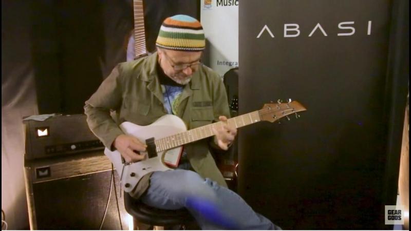 Greg Koch Demo at Abasi Guitar