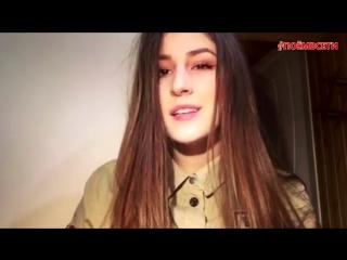 Мальбэк ft. Сюзанна - Гипнозы (cover by Мария Манукян),красивая милая девушка классно спела кавер,красиво поет,талант,поёмвсети