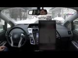 В Москве испытали беспилотное такси