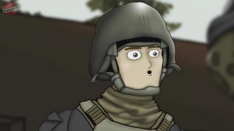 Друзья по Battlefield - 4 сезон - 1-7 серия