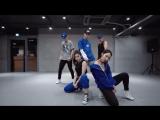 Work (Vandalized Cover) - Rihanna - Jinwoo Yoon Choreography vk ver.