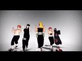 [MMD Naruto] Deidara, Sasori, Itachi, Pain and Sasuke _ Gentleman