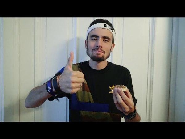 Полезный снэк: бутерброд из банана от Go Bro