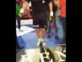 Türkiyəli boksçu: