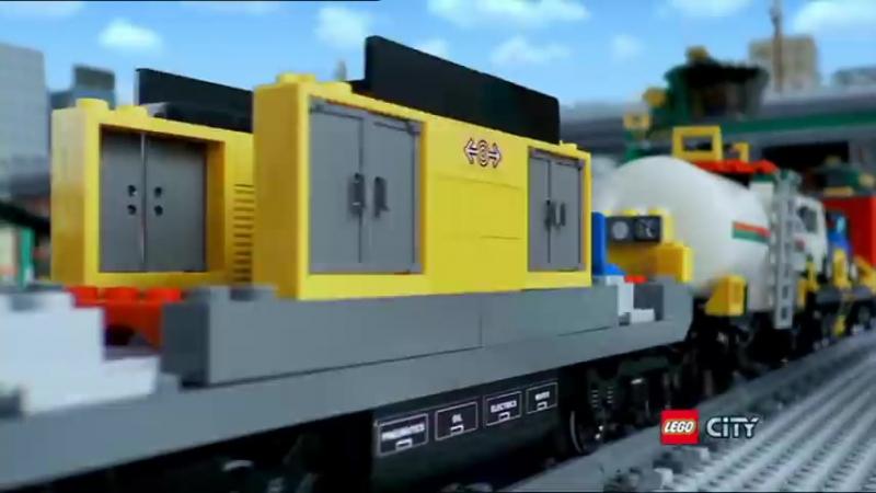Lego City 7939 (2010).