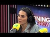 Клео на радио Jovem Pan FM Morning Show 21.03.2018 г.(полное интервью)