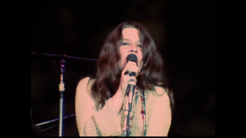 Janis Joplin - Ball and Chain (The Monterey Pop Music Festival, 1967)