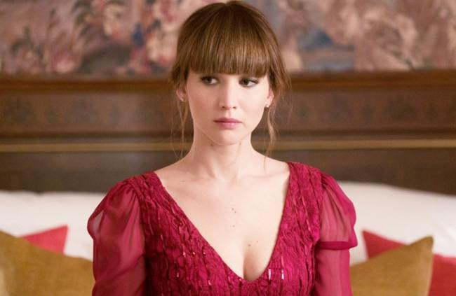 Red Sparrow Torrent