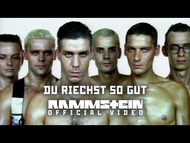 Rammstein - Du Riechst So Gut '95 (Official Video)
