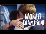 I AM THE WORLD CHAMPION I Tom Daley