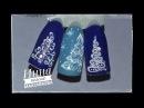 🎄 ЭКСПРЕСС дизайн 🎄 НОВОГОДНИЙ дизайн ногтей 🎄 ЕЛОЧКА на ногтях 🎄 Дизайн ногтей гель лаком 🎄