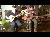 финская полька holly dolly(мандолина+кахон+гитара)