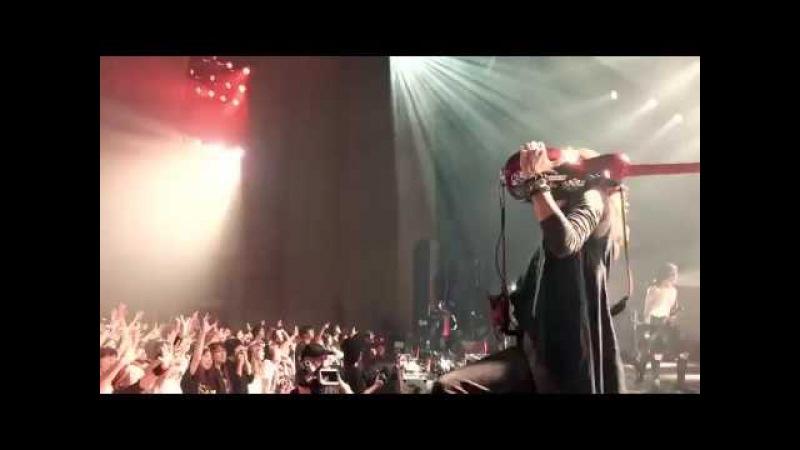 DIR EN GREY - UTAFUMI TOUR16-17 FROM DEPRESSION TO __ [mode of DUM SPIRO SPERO] [HD]