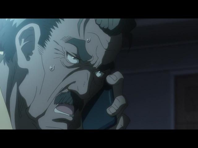 Фронт кровавой блокады / Kekkai Sensen - 2 сезон 4 серия [AniLibria]