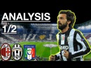 How Andrea Pirlo Plays The Best Regista Analysis 1 2