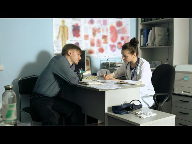 Слепая на ТВ 3 Любовь как Лекарство 6 Сезон 335 Серия