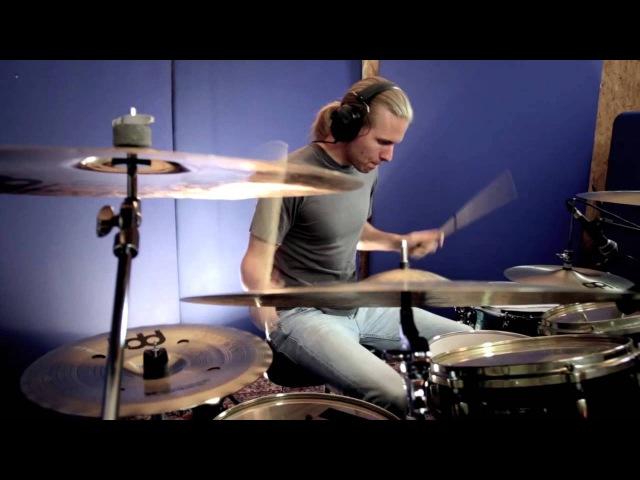 Calling - Walle Wahlgren Drum Recording Teaser