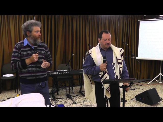 `Целенаправленный Песах`~ Леон Мазин Возвращенные на Сион