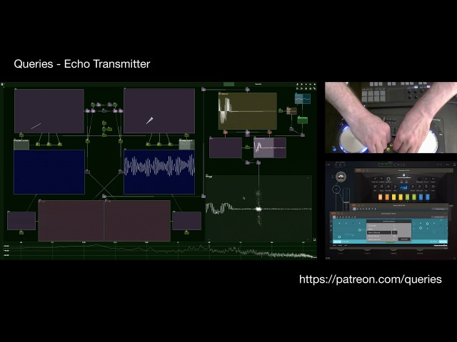 Queries - CA001 - Echo Transmitter