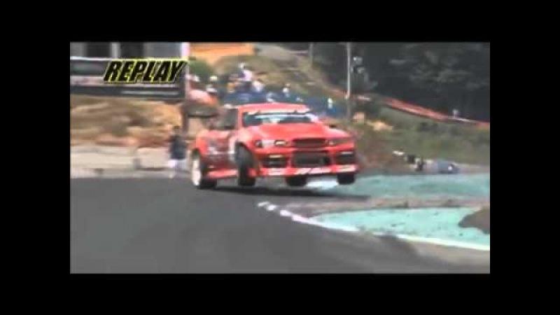 Toyota Chaser JZX100 Drift Jump