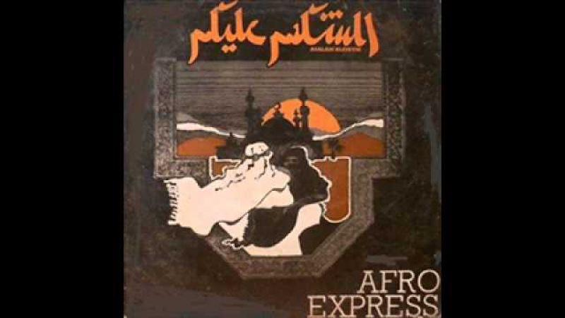 Afro express a salam aleikum