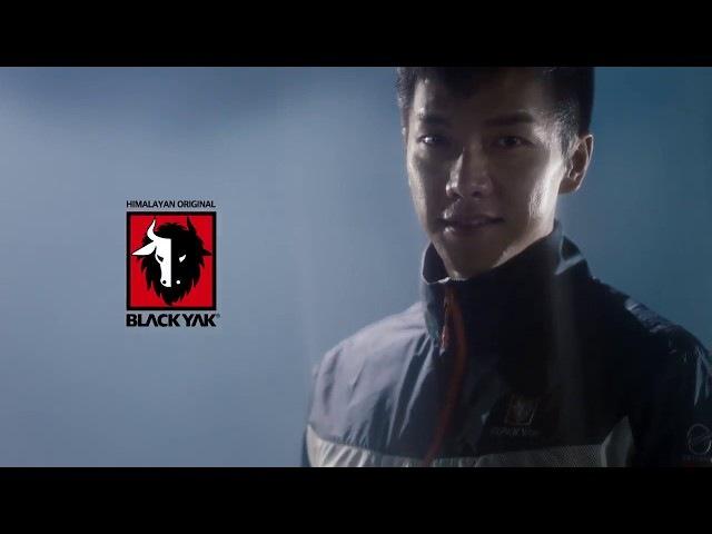 이승기(Lee Seung-gi) 블랙야크(BLACK YAK) CF
