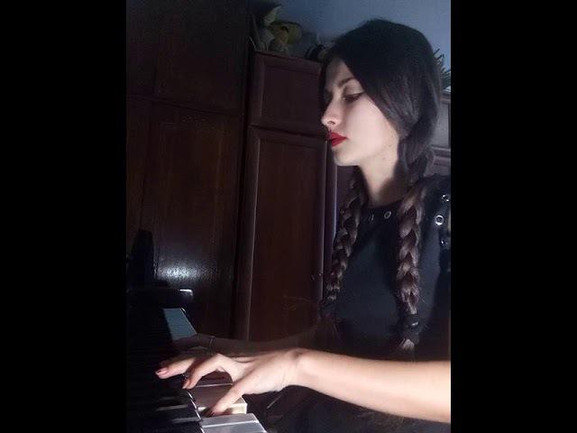 JULINOZA - Thelo na menioseis (nikos vertis cover ) Pianinko Live Broadcast