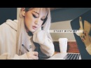 STUDY WITH ME AT STARBUCKS | 스타벅스에서 같이 공부해요! [30MIN STUDY SESSION WITH MUSIC]