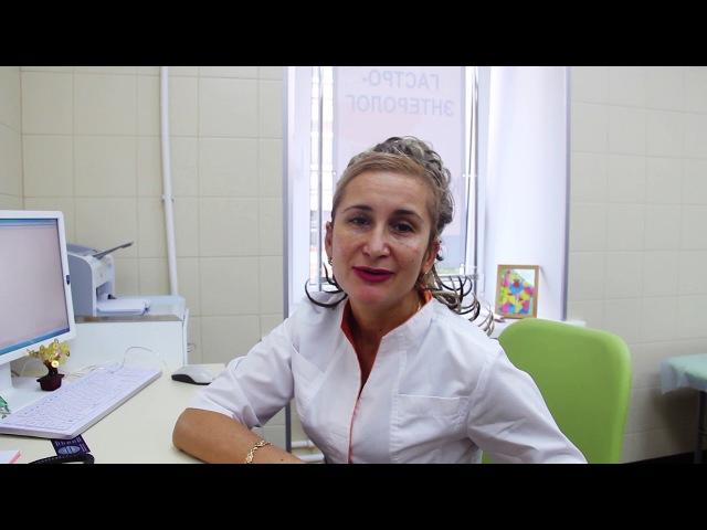 Селина Ксения Геннадьевна - оториноларинголог высшей квалификационной категории